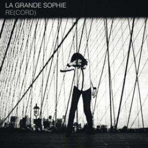 Pochette de la réédition ReCord de La Grande Sophie
