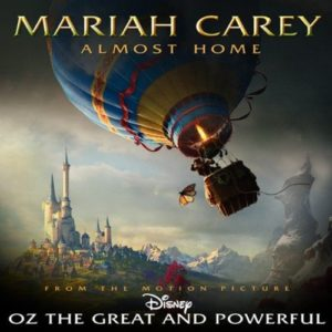 Pochette d'Almost Home par Mariah Carey
