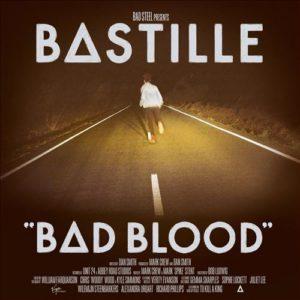 Cover de Bad Blood album de Bastille