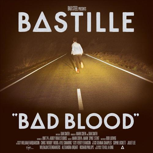 Cover de Bad Blood album de Bastille