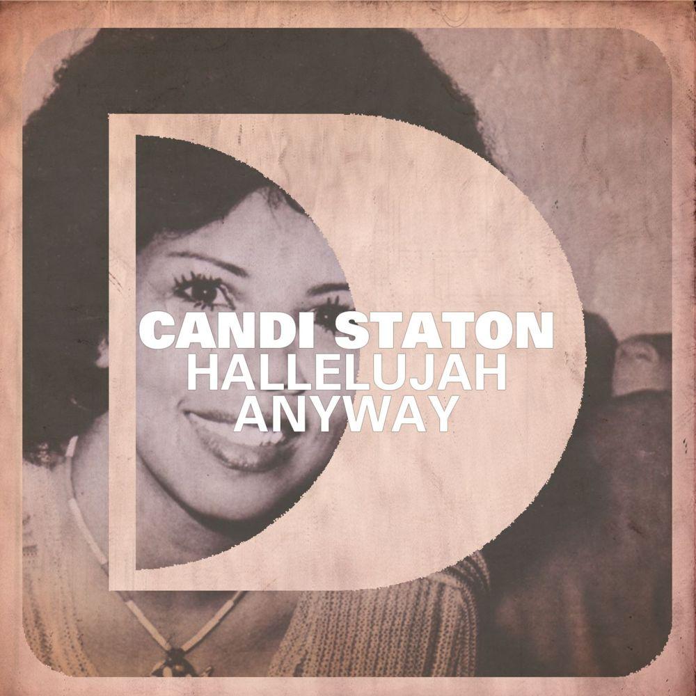 Pochette de Candi Staton pour Hallelujah Anyway