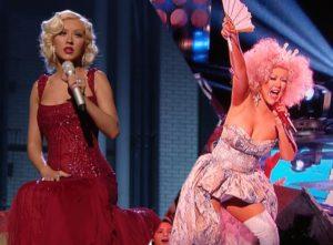 Un Avant-Après de Christina Aguilera