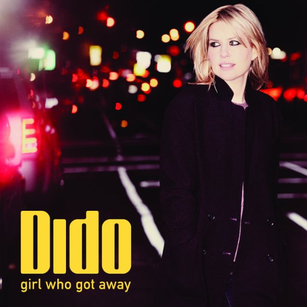 Pochette de Girl Who got away de Dido