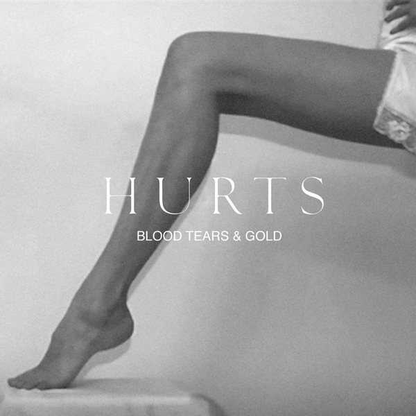 Pochette de Blood Tears and Gold pour Hurts