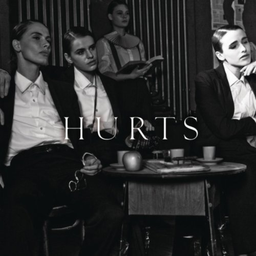 Pochette de Better Than Love par Hurts