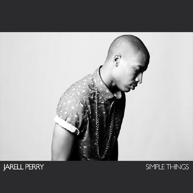 Cover de Simple Things par Jarell Perry