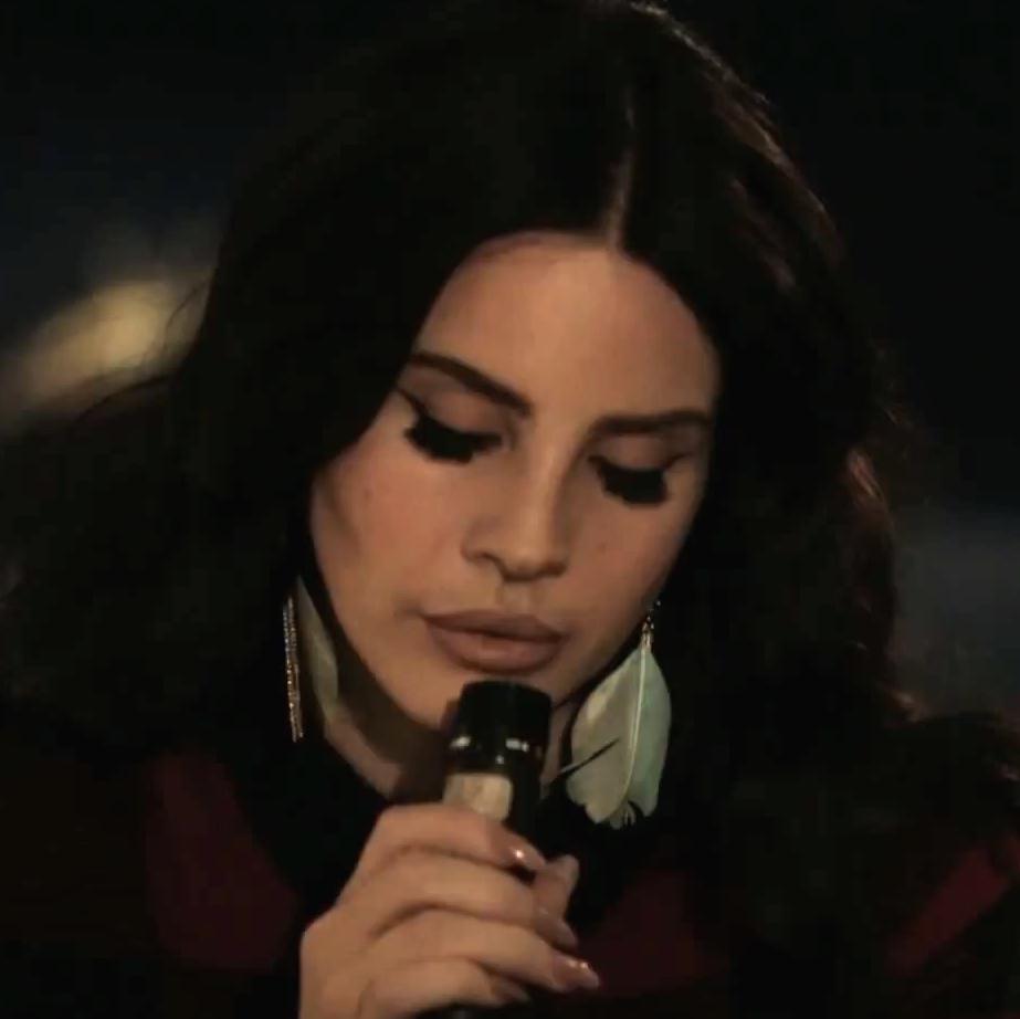 Cover de Leonard Cohen par Lana Del Rey sur Chelsea Hotel No2