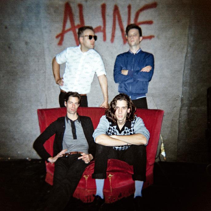 Le Groupe français Aline