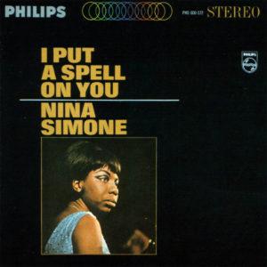Pochette de Nina Simone pour I put a spell on you