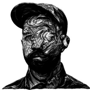 Cover de l'EP Iron de Woodkid