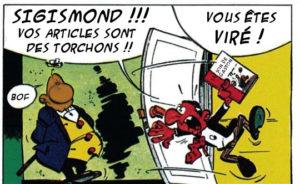 Gaston vire Sigismond