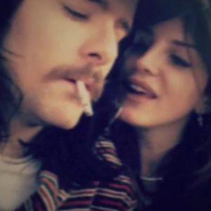 Clip de Lana Del Rey pour sa reprise de Summer Wine