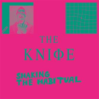 Pochette du nouvel album de The Knife Shaking The Habitual