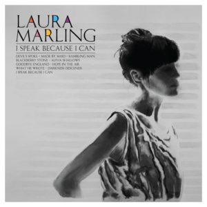 Pochette de l'album I Speak because I can de Laura Marling
