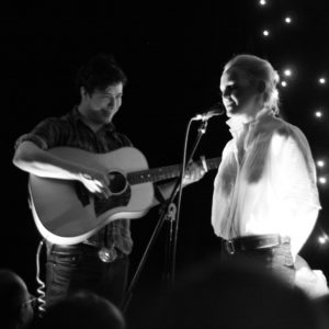 Laura Marling et le leader des Mumford and Sons