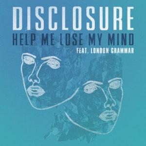 Pochette fanmade de duo entre Disclosure et London Grammar