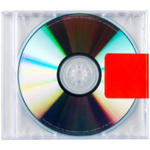 Pochette de l'album Yeezus de Kanye West