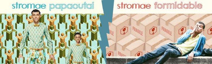 Combat entre Formidable et Papaoutai de Stromae
