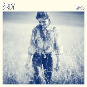 Pochette du single Wings de Birdy