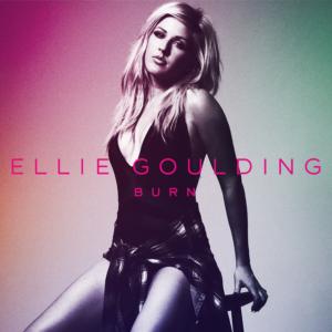 Pochette du single Burn de Ellie Goulding