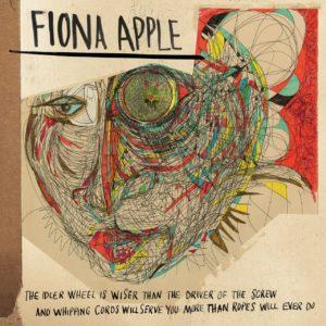 Pochette de l'album The Idler Wheel de Fiona Apple