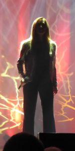 Photo de Lara Fabian en concert au Cirque Royal le 20/09/2013
