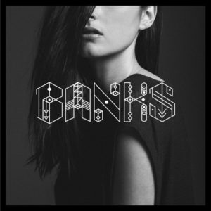 Pochette de l'EP London de la chanteuse Banks