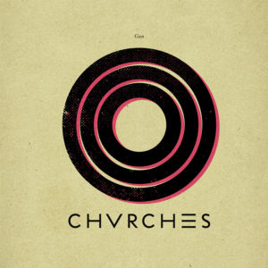 Pochette du single Gun de Chvrches