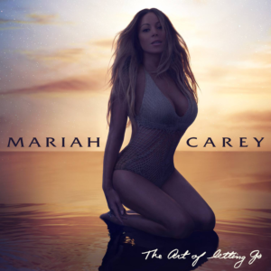 Pochette du single The Art Of Letting Go de Mariah Carey