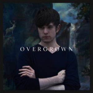 Pochette de l'album Overgrown de James Blake