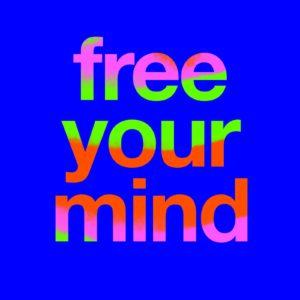Pochette de l'album Free Your Mind de Cut Copy