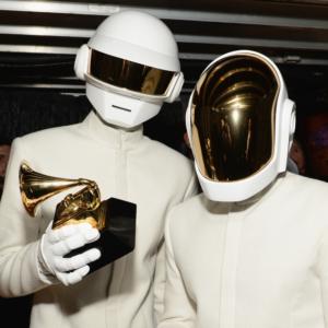 Consécration pour les Daft Punk aux Grammy Awards 2014