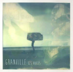 Pochette de l'album Les Voiles du groupes Granville