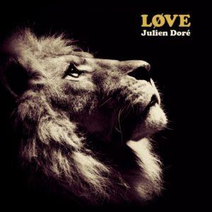 Pochette de l'album Løve de Julien Doré