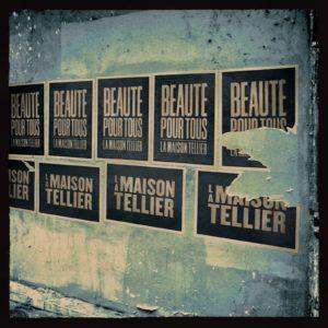 Pochette de l'album Beauté pour tous de La Maison Tellier