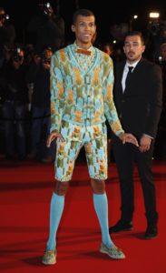 Arrivée de Stromae aux NRJ Music Awards
