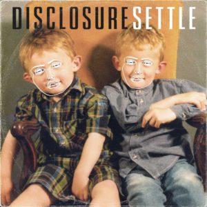 Pochette de l'album Settle par Disclosure