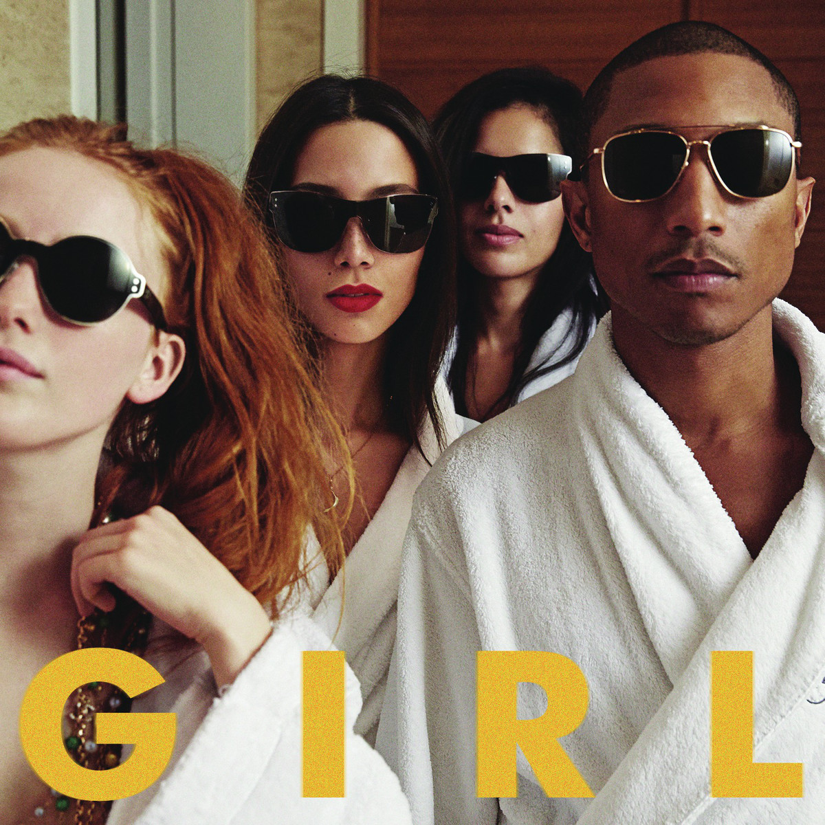 Pharrell Williams-G I R L-