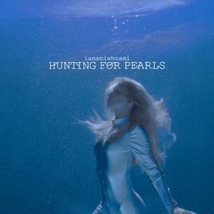 pochette de hunting for pearls de iamamiwhoami