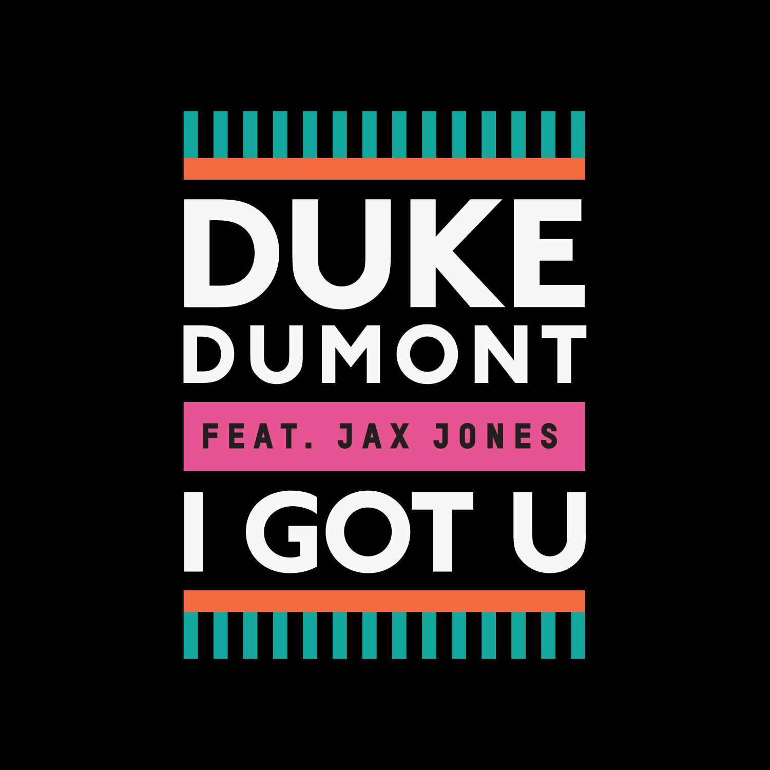 DUKE DUMONT feat AME  Need U 100 Official Video