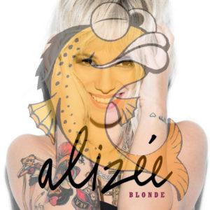 Poisson d'avril sur le titre Blonde d'Alizée