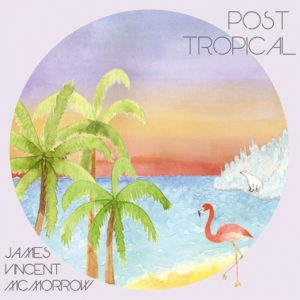 Pochette de l'album Post Tropical de James Vincent McMorrow