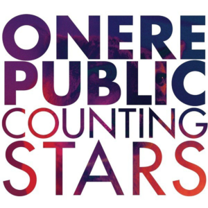 Pochette du single Counting Stars de OneRepublic