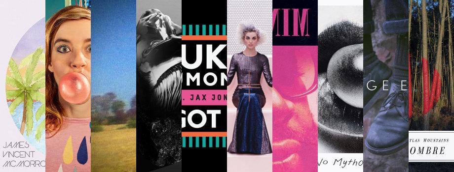 Les 10 meilleures chansons du 1er trimestre 2014