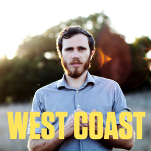 Pochette non officielle de la reprise de West Coast de Lana Del Rey par James Vincent McMorrow
