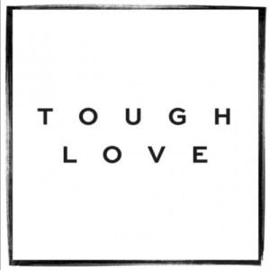 Pochette du single Tough Love de Jessie Ware