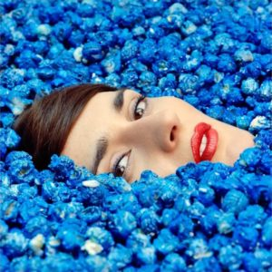 Pochette possible pour Bouquet Final de Yelle