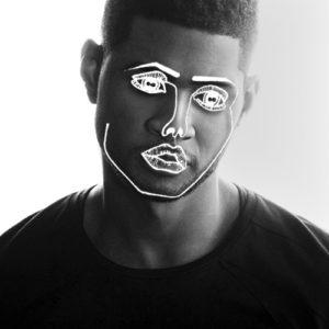 Pochette du remix de Disclosure pour Good Kisser d'Usher