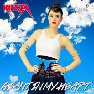 Pochette du single Giant In My Heart de Kiesza