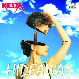 Pochette du single Hideaway de Kiesza